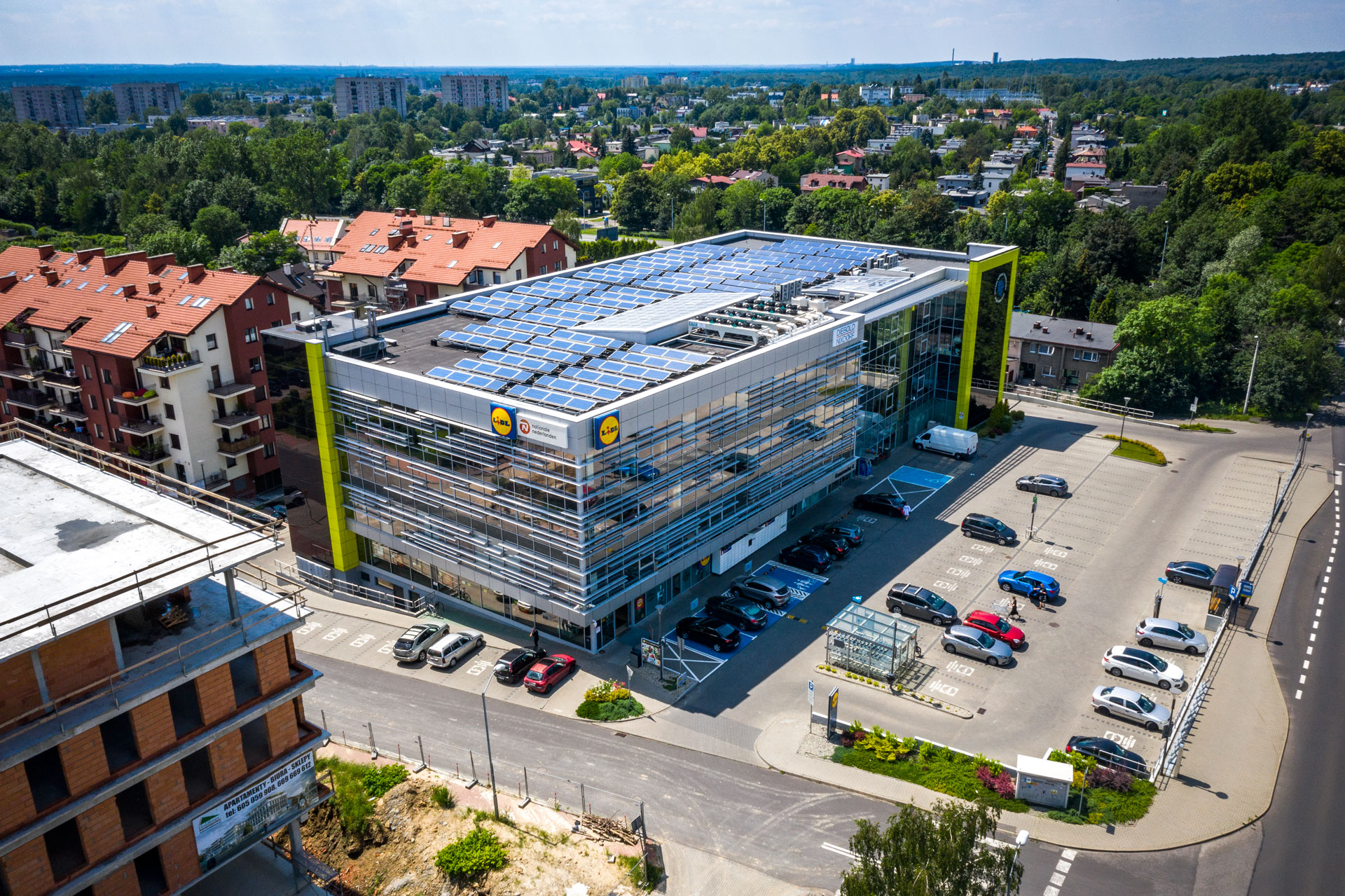 Brynów Center I- Park Naukowo-Technologiczny Silesia
