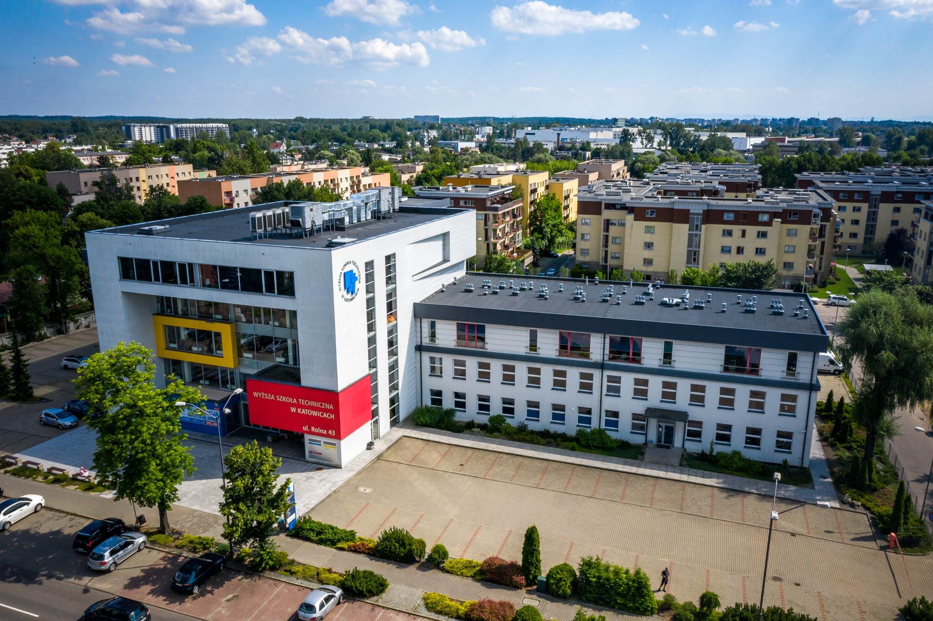 Wyższa Szkoła Techniczna wKatowicach