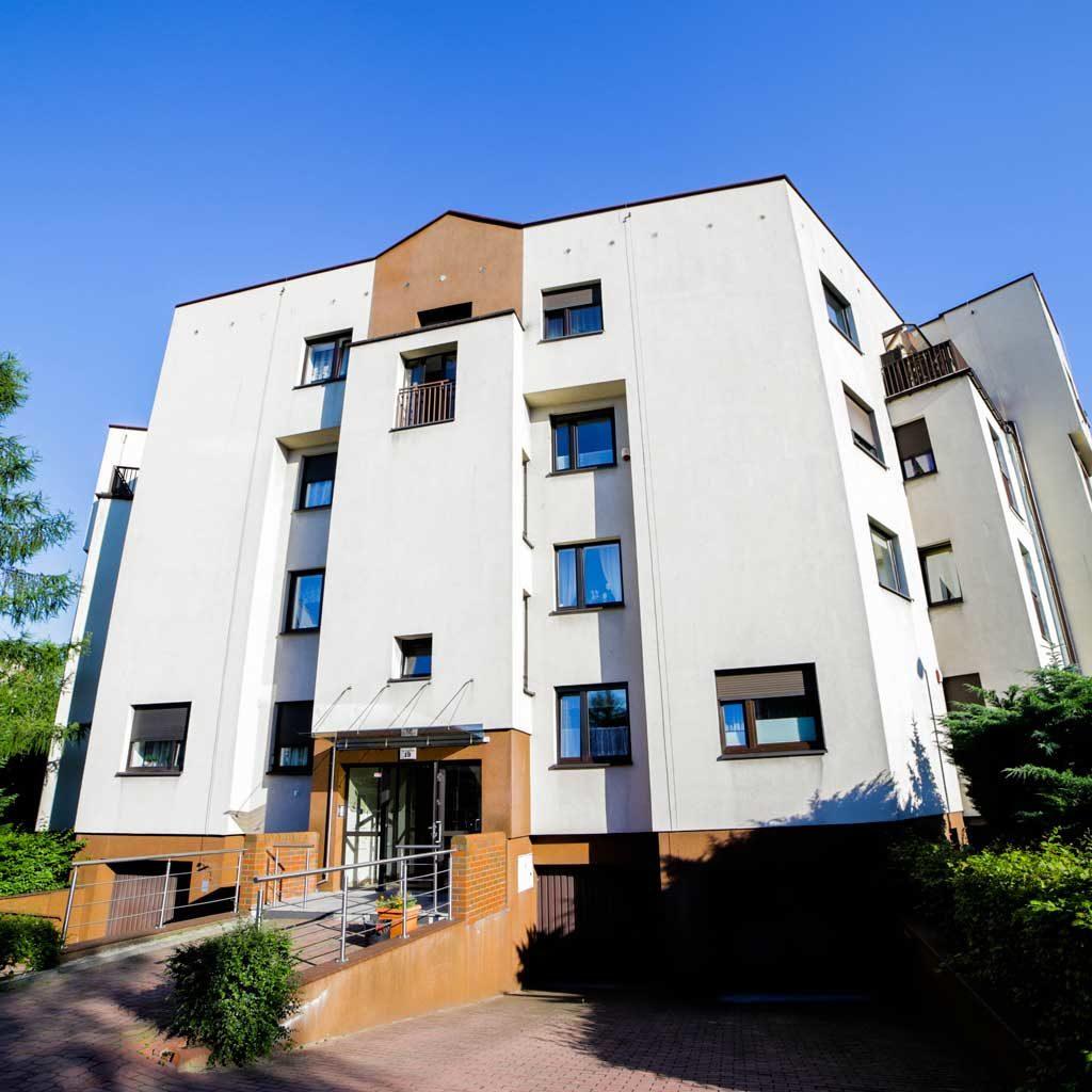 Budynki wielorodzinne Czajek - Domy, Mieszkania, apartamenty naBrynowie - Inwestycje zrealizowane - Katowice
