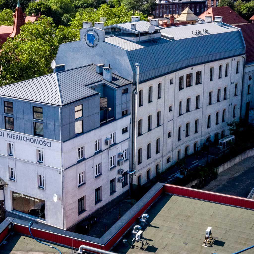 Wydział Nauk Medycznych - Holdimex sp. zo.o. - Inwestycje zrealizowane - Katowice