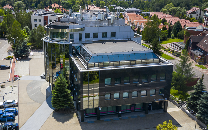 Biurowiec Gawronów - Holdimex sp. zo.o. - Powierzchnie biurowe, lokale użytkowe nawynajem - Katowice, Brynów (fot.8)
